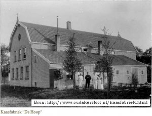 """Kaasfabriek """"De Hoop"""", Akersloot"""
