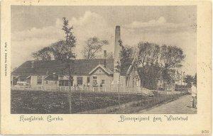 """Kaasfabriek """"Eureka"""", Westwoud"""