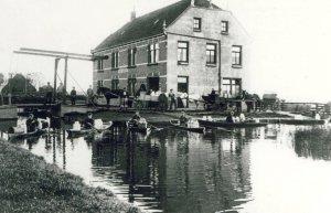 """Kaasfabriek """"Nooit Gedacht"""", Oost-Knollendam"""