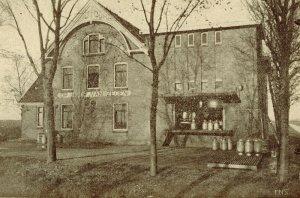 """Kaasfabriek """"Op Hoop van Zegen"""", Wijde Wormer"""