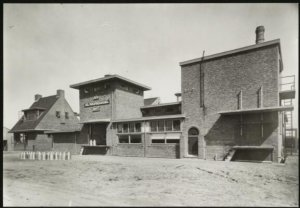 """Melkfabriek """"De Vooruitgang"""", Julianadorp"""
