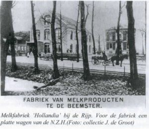 "Melkfabriek ""Hollandia"", De Rijp"