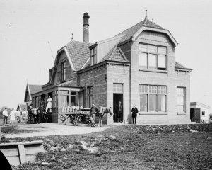 """Stoomzuivelfabriek """"Wilhelmina"""", Bergen"""