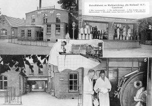 "Zuivelfabriek ""De Holland"", Castricum"